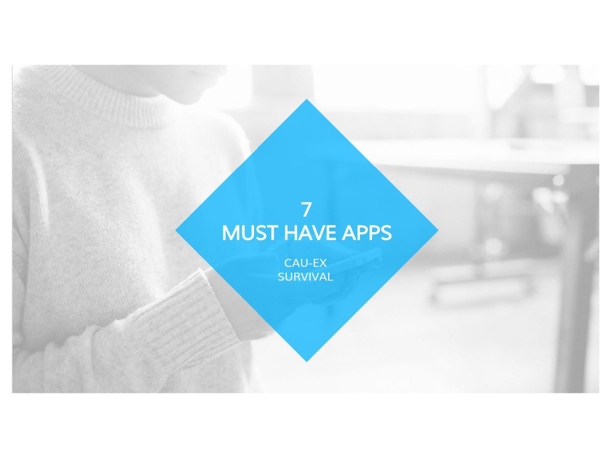 Must Have Apps in South Korea