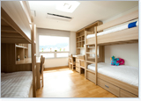 The 4-Bed Rooms