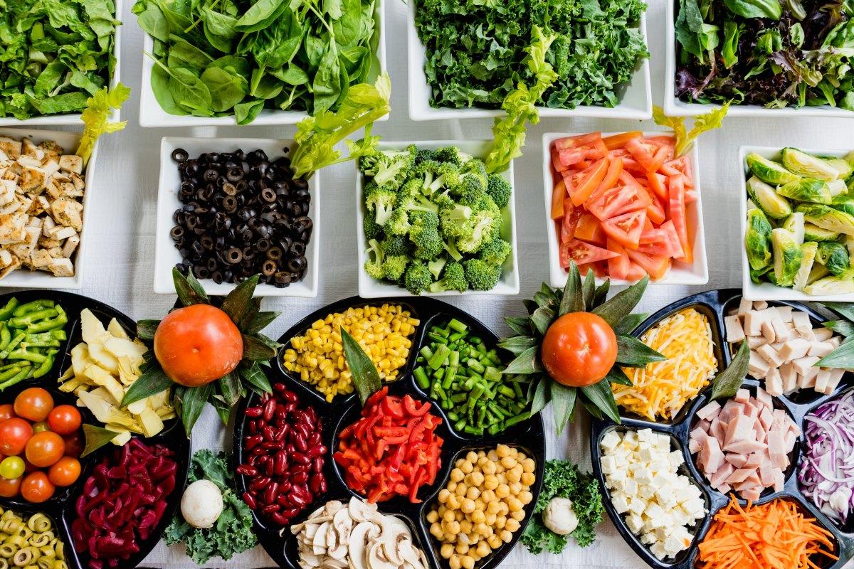 CAU Vegetarian Guide