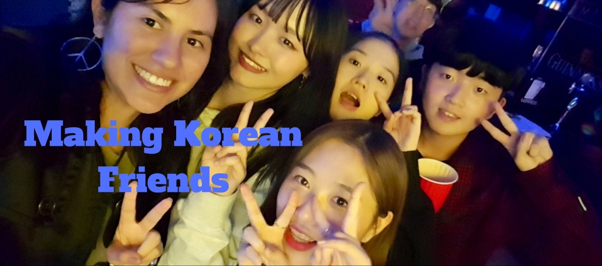 Making Korean Friends: What you have to know!