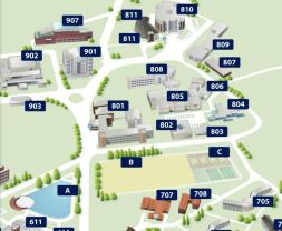 photo provided by campus map